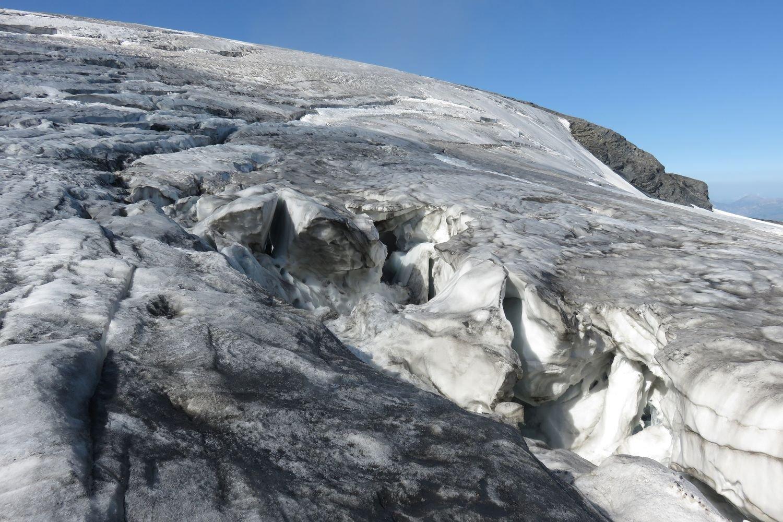 il glacier sup. des Balmes