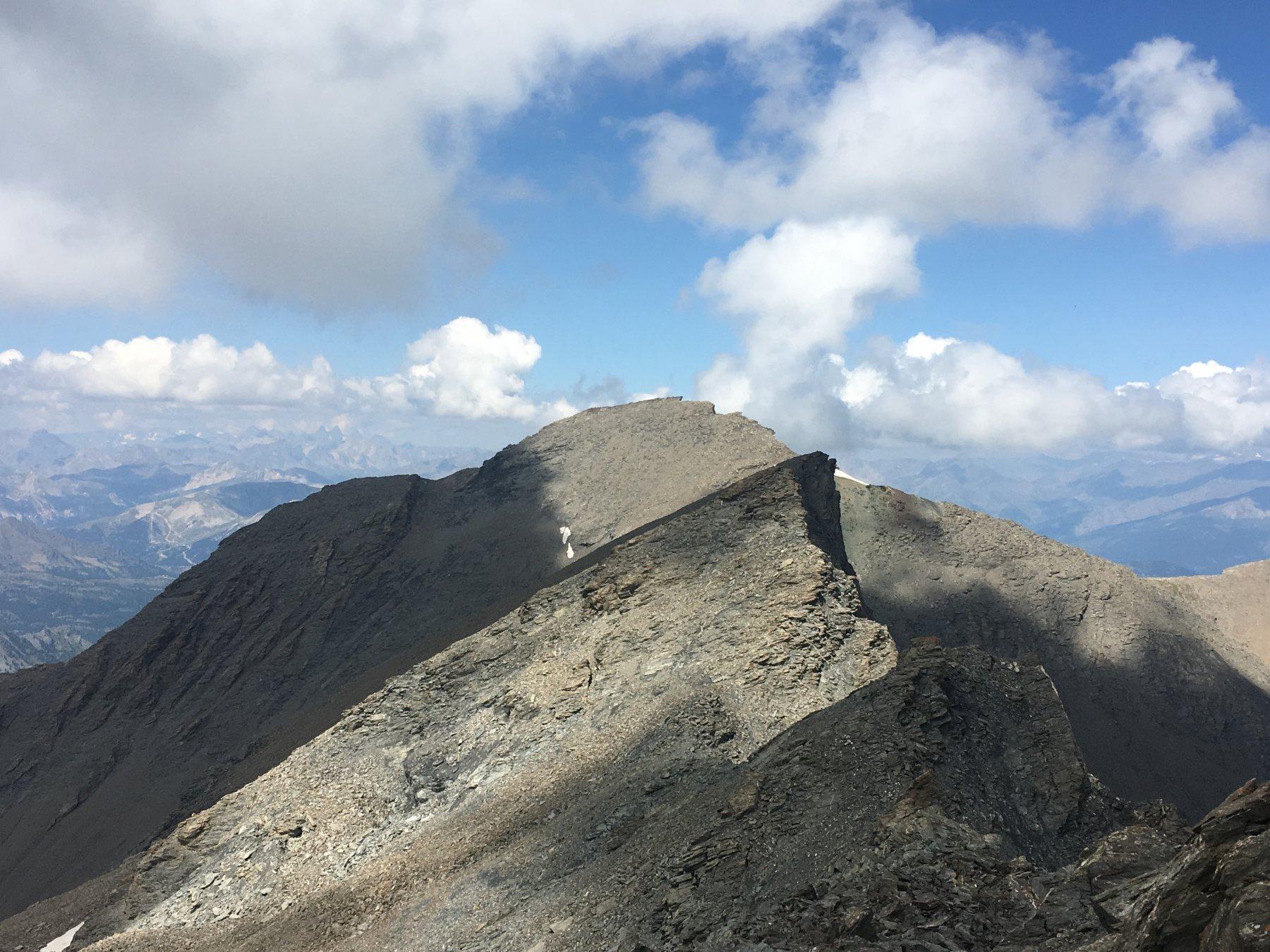 Ciatagnera dalla cima