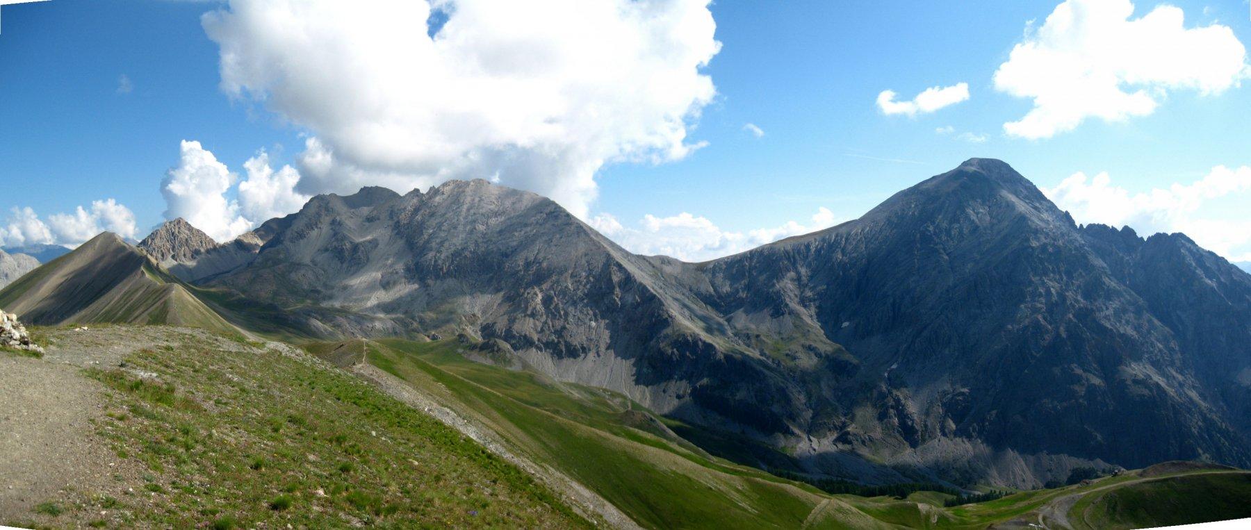 Panorama sullo Chaberton