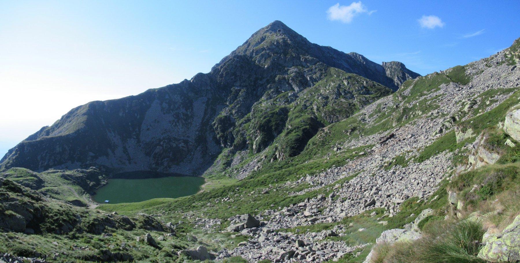 Lago e Monte Mucrone