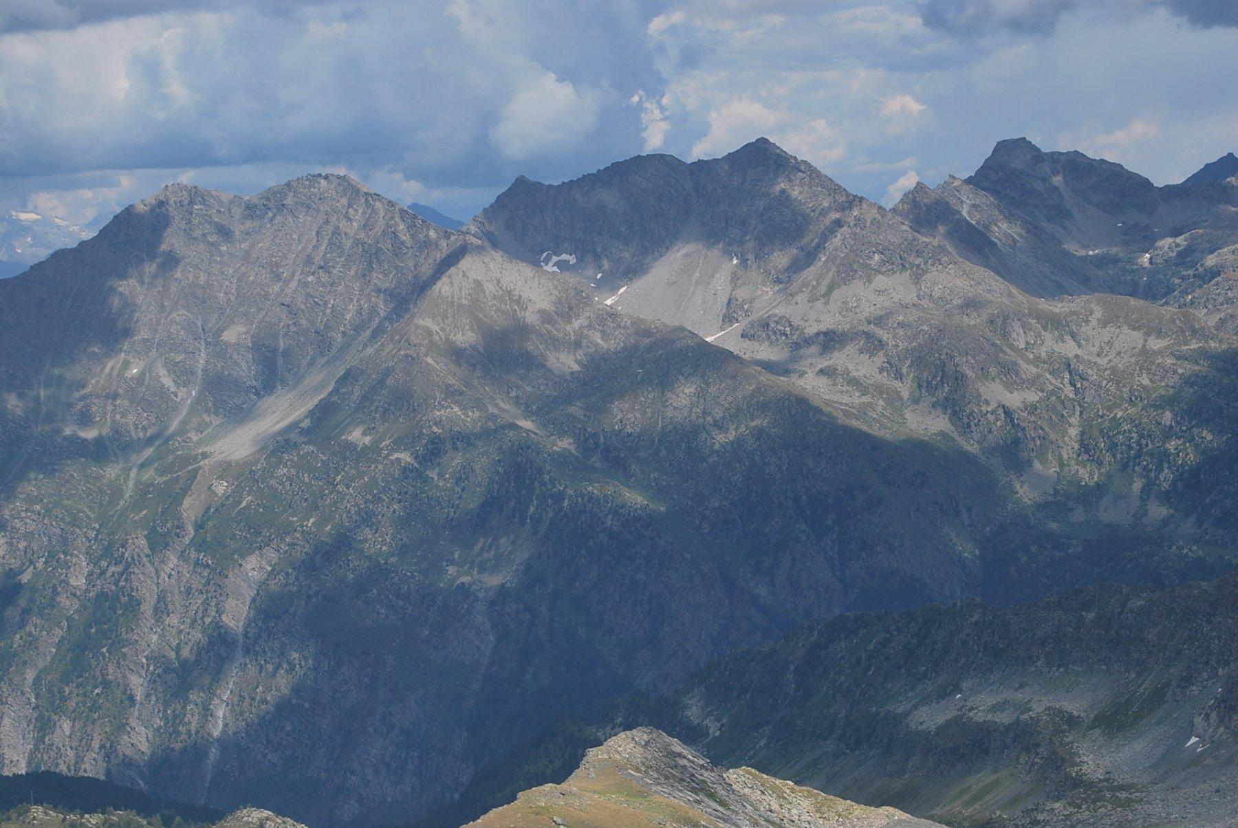 Per Monica-Mt. Colmet e Mt Lusse