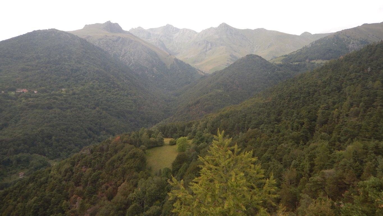 Vista dalla Rocca
