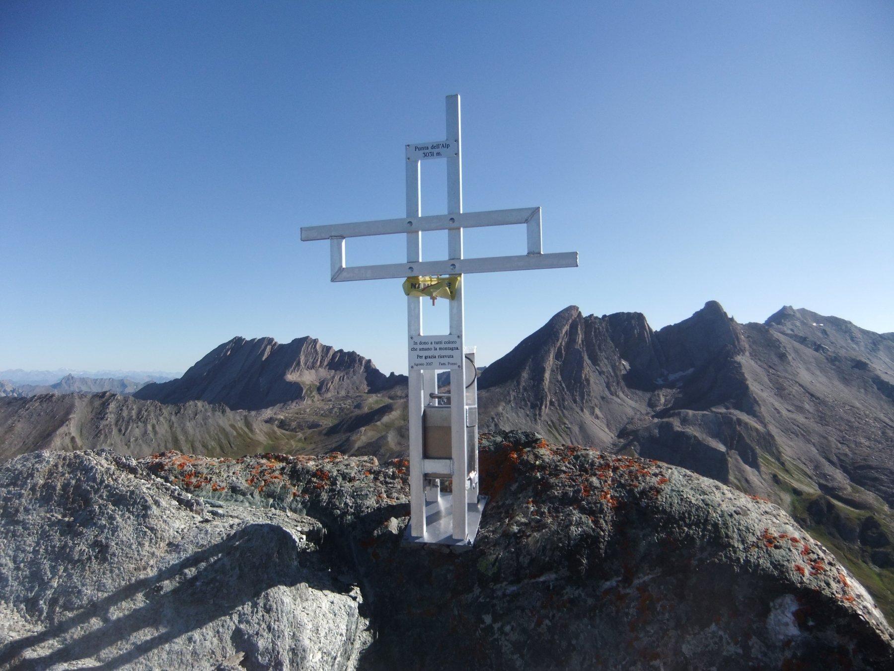 Croce di Punta del Alp
