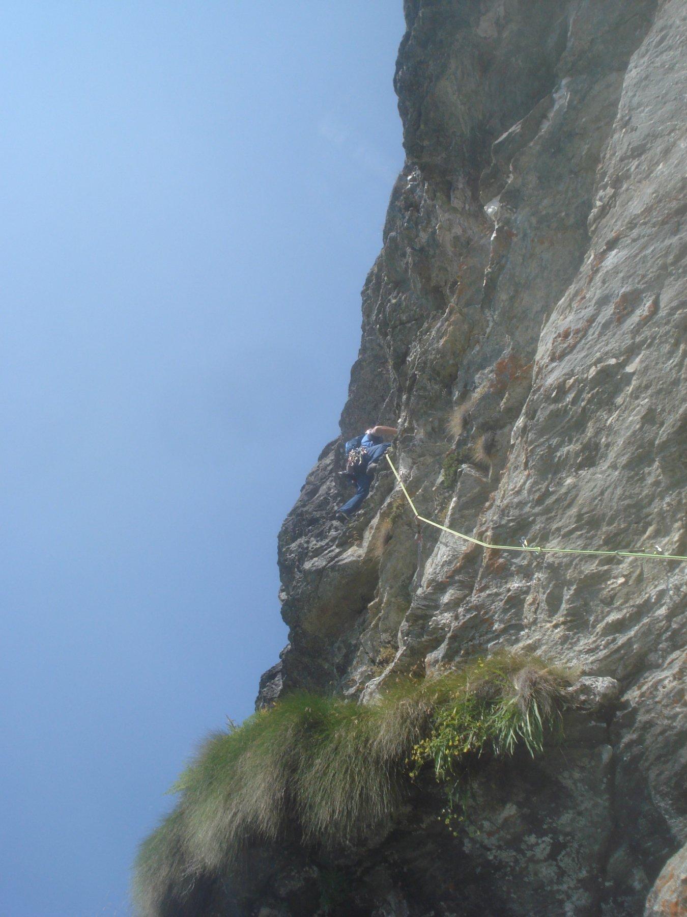 L5.  la roccia non è delle migliori