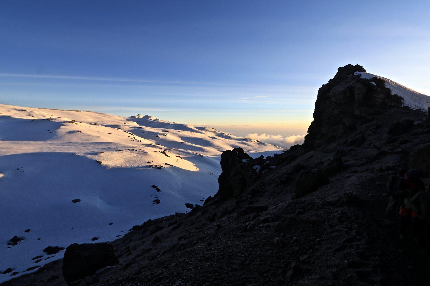Kilimanjaro Rongai Route 2018-08-28