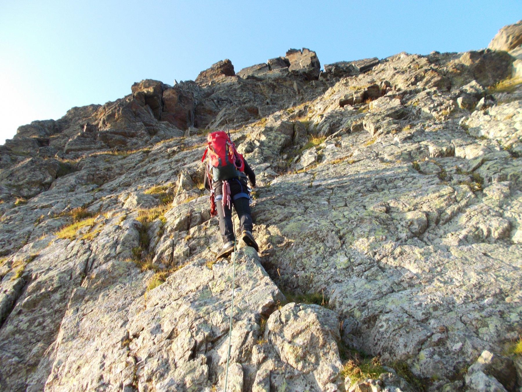 Tagliaferro (Monte) Cresta NNO 2018-08-30