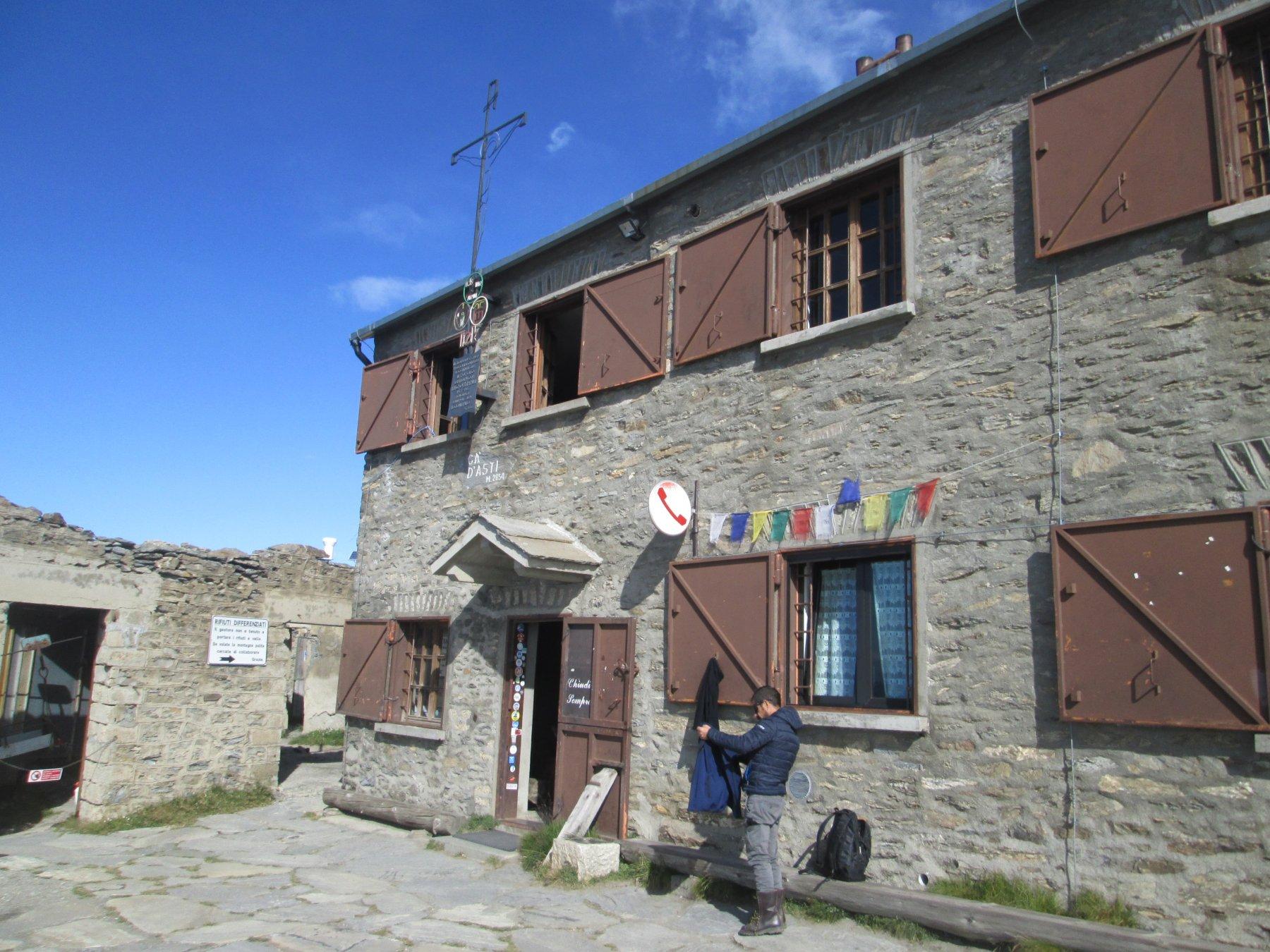 Rifugio Cà d'Asti
