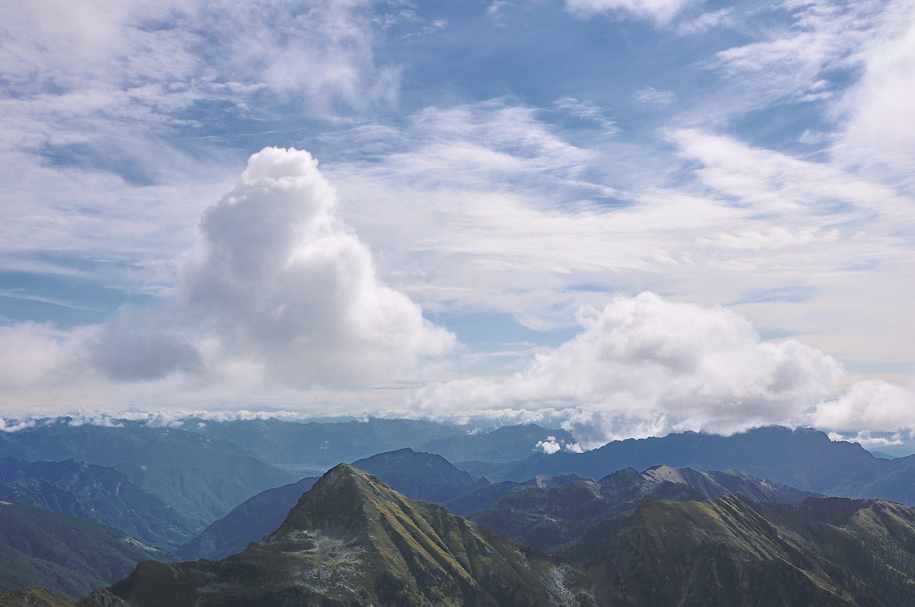Giochi di nuvole