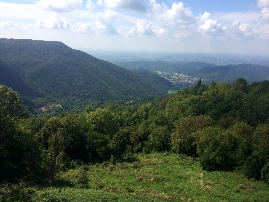 GIT - Grand Italian Trail Tappa 3: da Cividale a Pradielis 2018-09-06