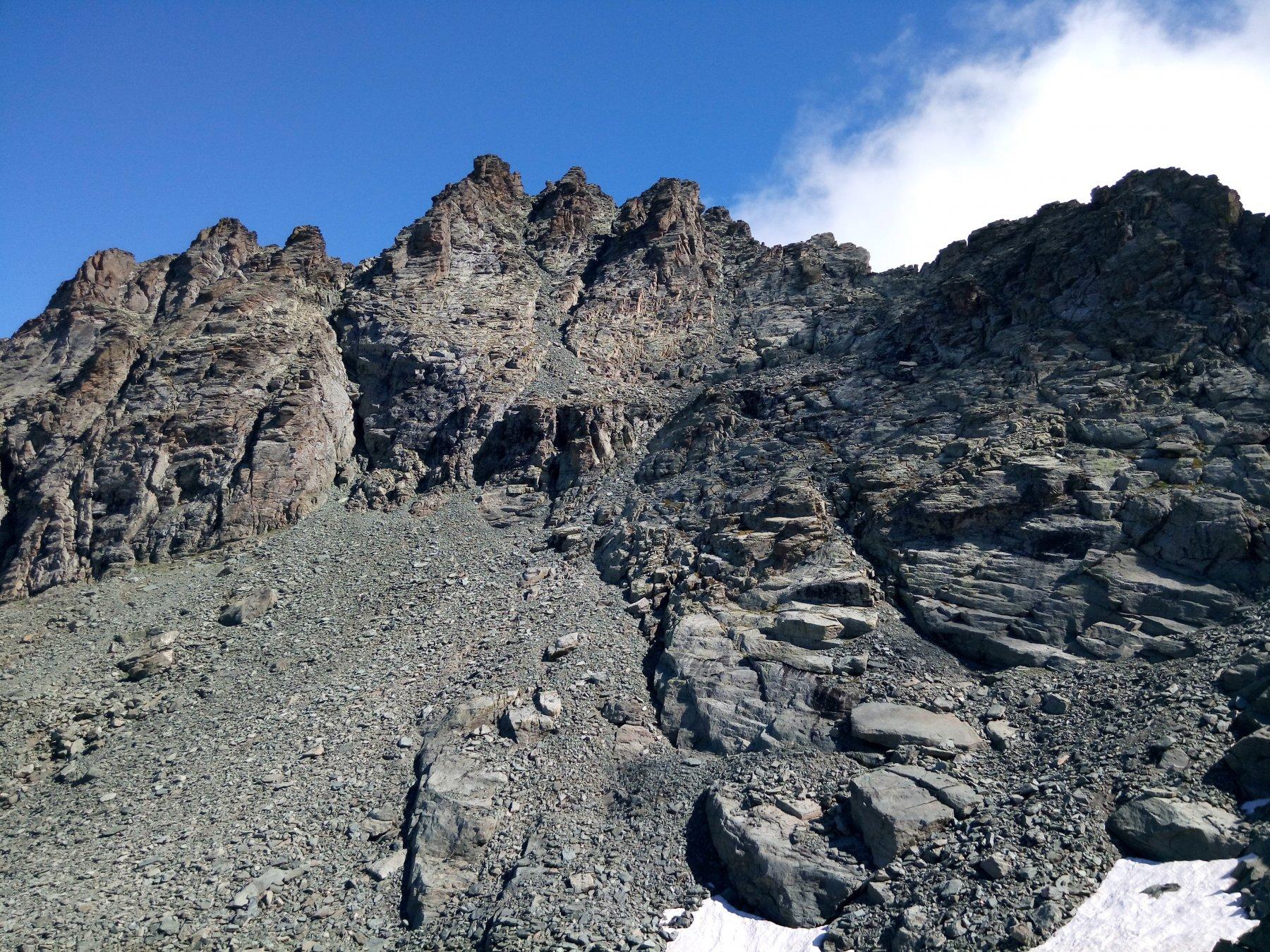 Granero (Monte) da Pian del Re per il Buco di Viso e il colle Luisaras 2018-09-08