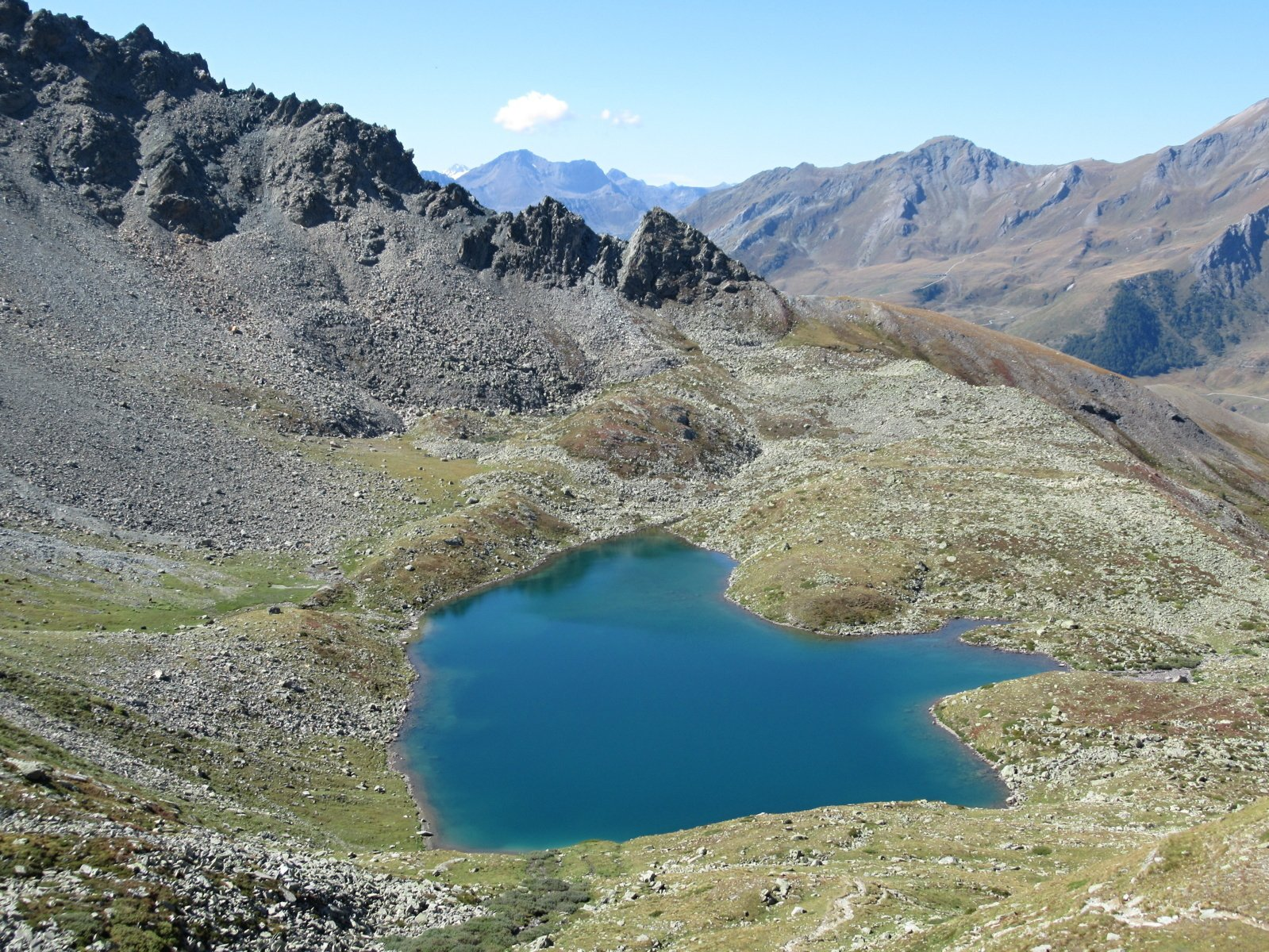 lago dell'Inclousa