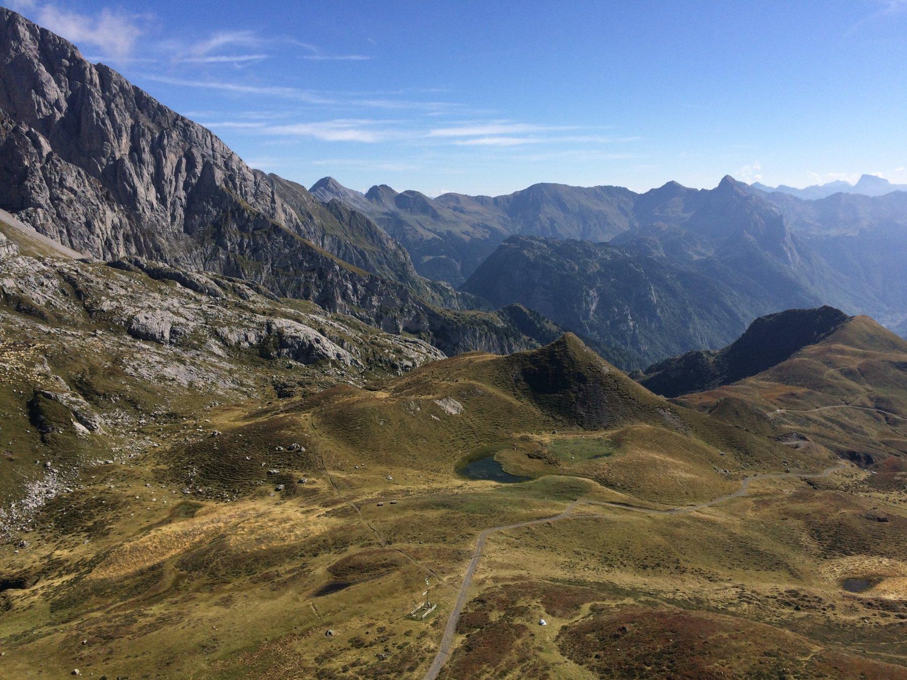 GIT - Grand Italian Trail Tappa 6: da Timau al Rifugio Sorgenti del Piave 2018-09-09