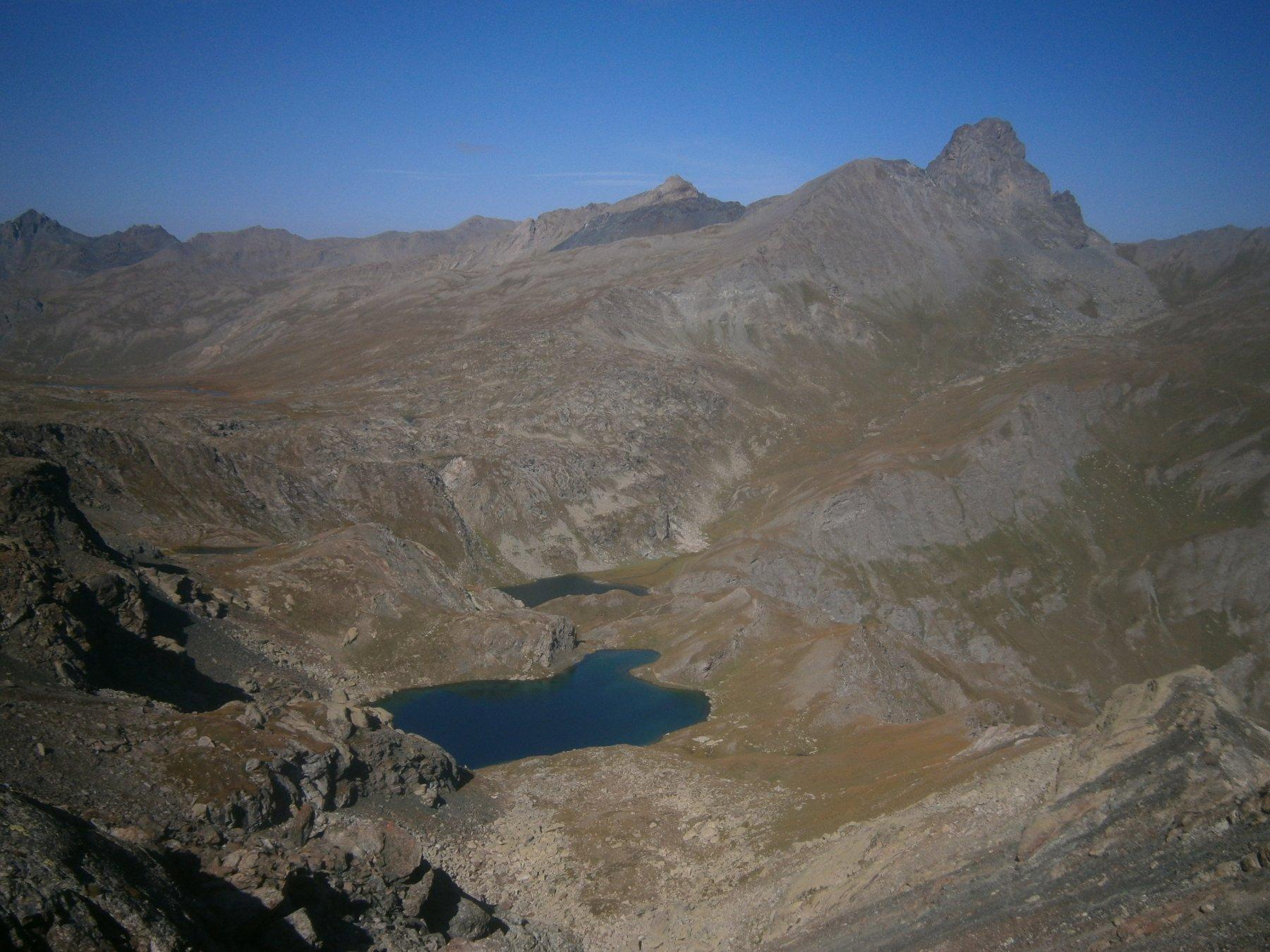 Panorama dal colletto