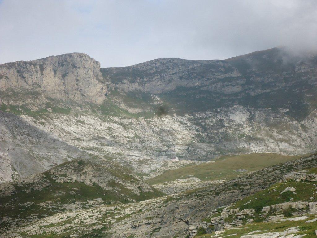 Conca delle Carsene e Capanna Morgantini