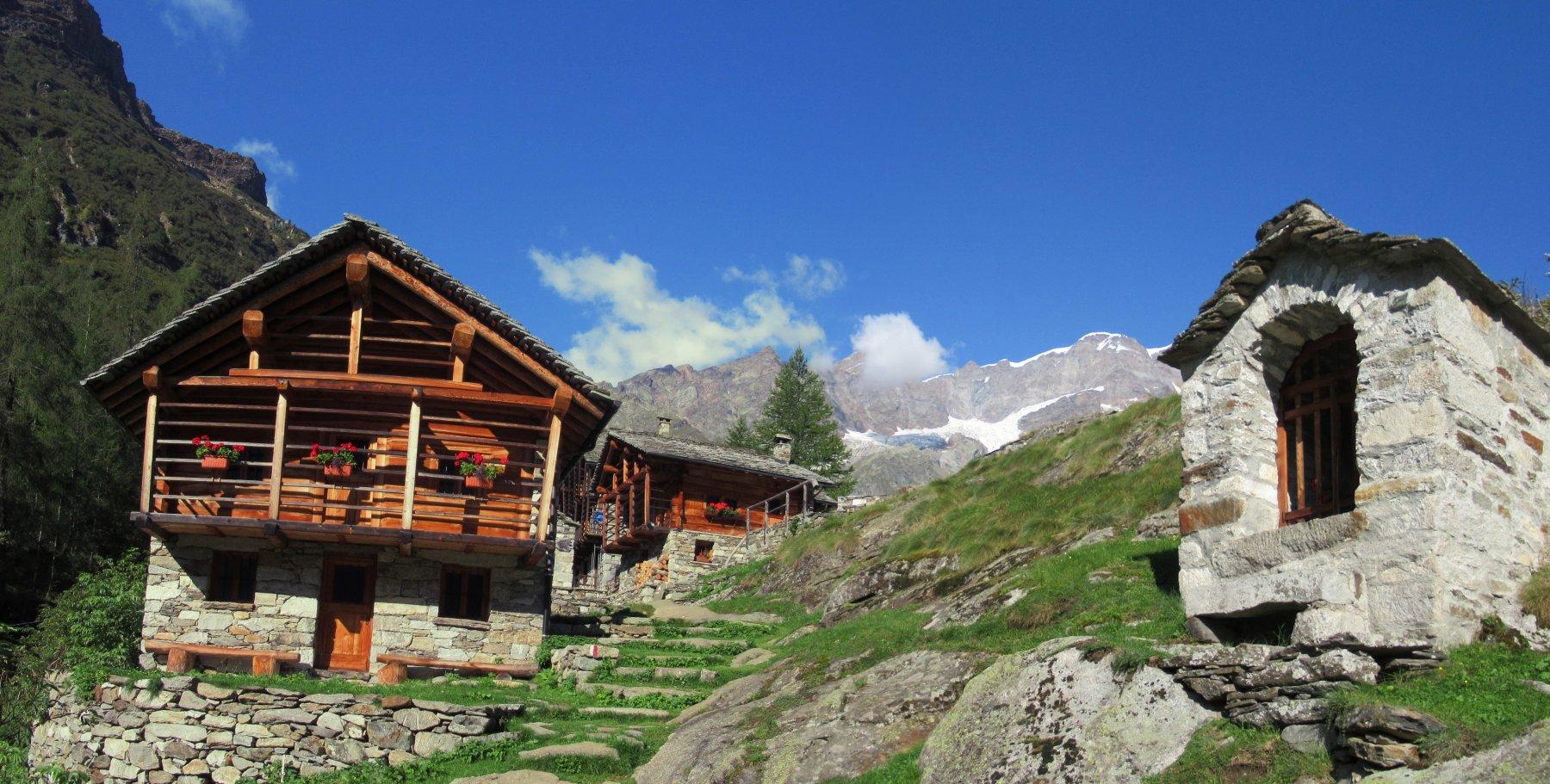 Alpe Pile