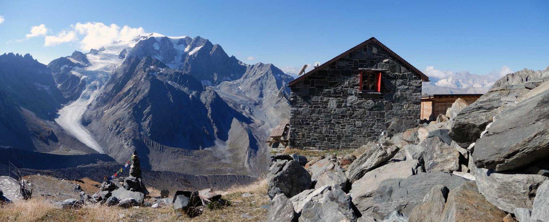 rifugio e mont velan