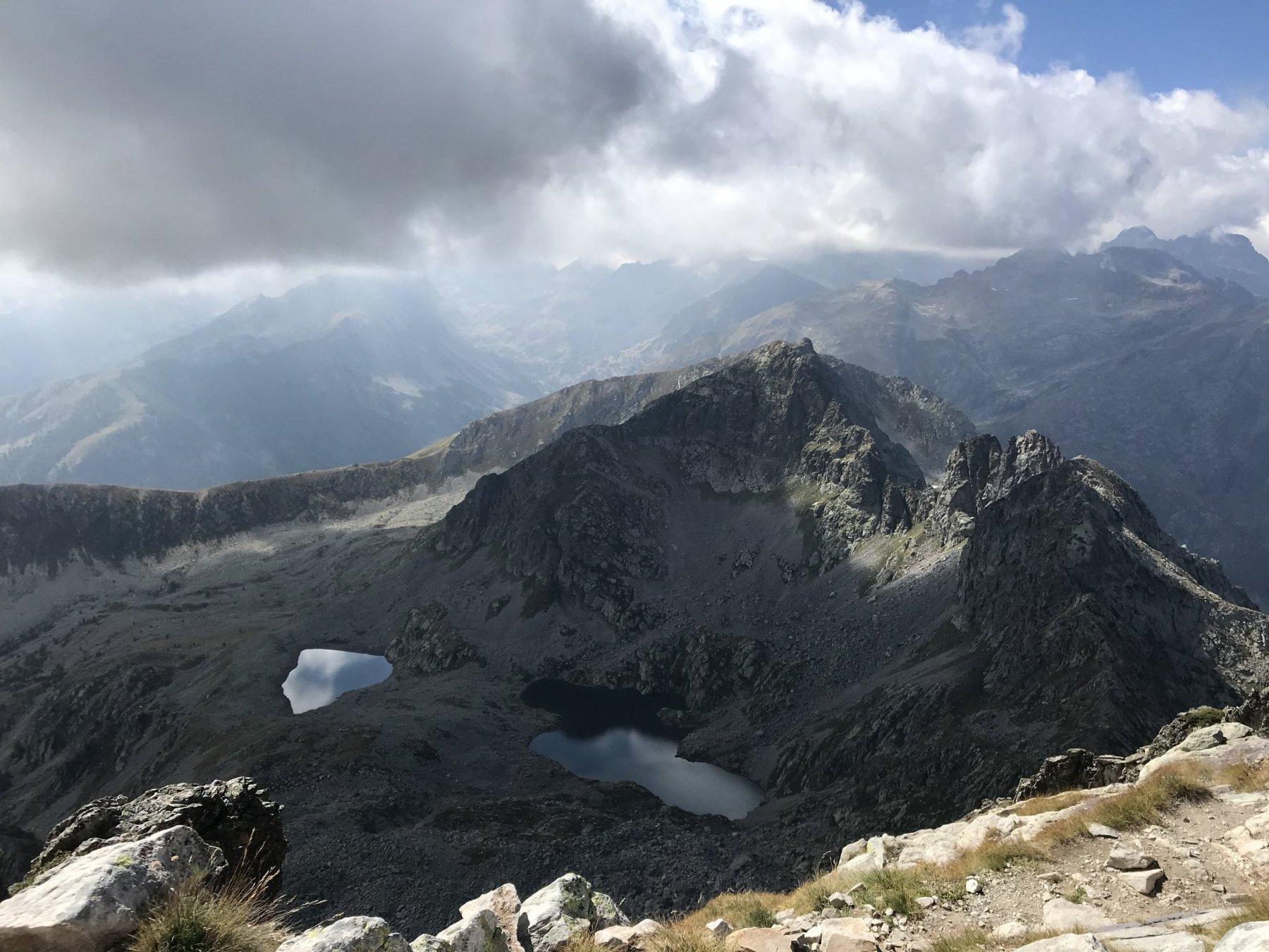 I laghi di Peyraique
