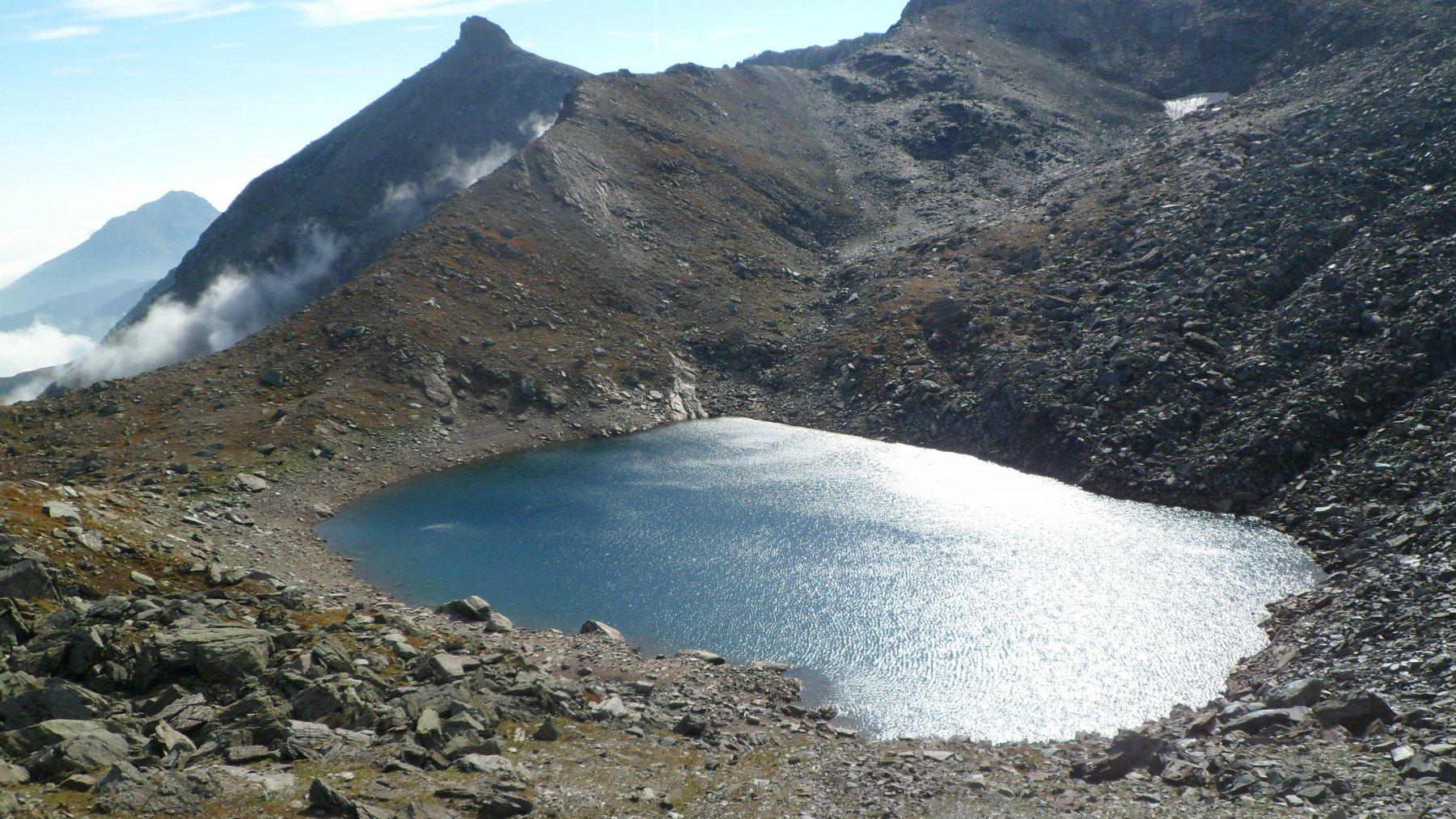 Lago del Crotas