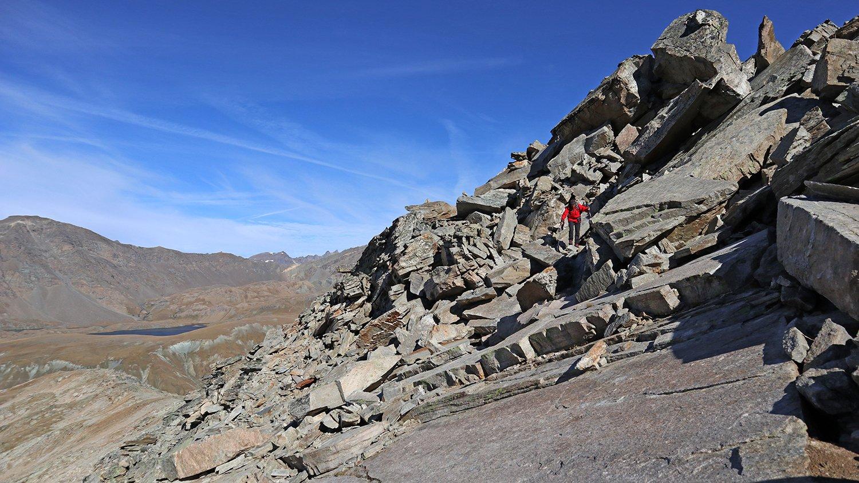 Violetta (Punta) dall'Alpe Renarda per Bastalon e i Laghi Losere 2018-09-22