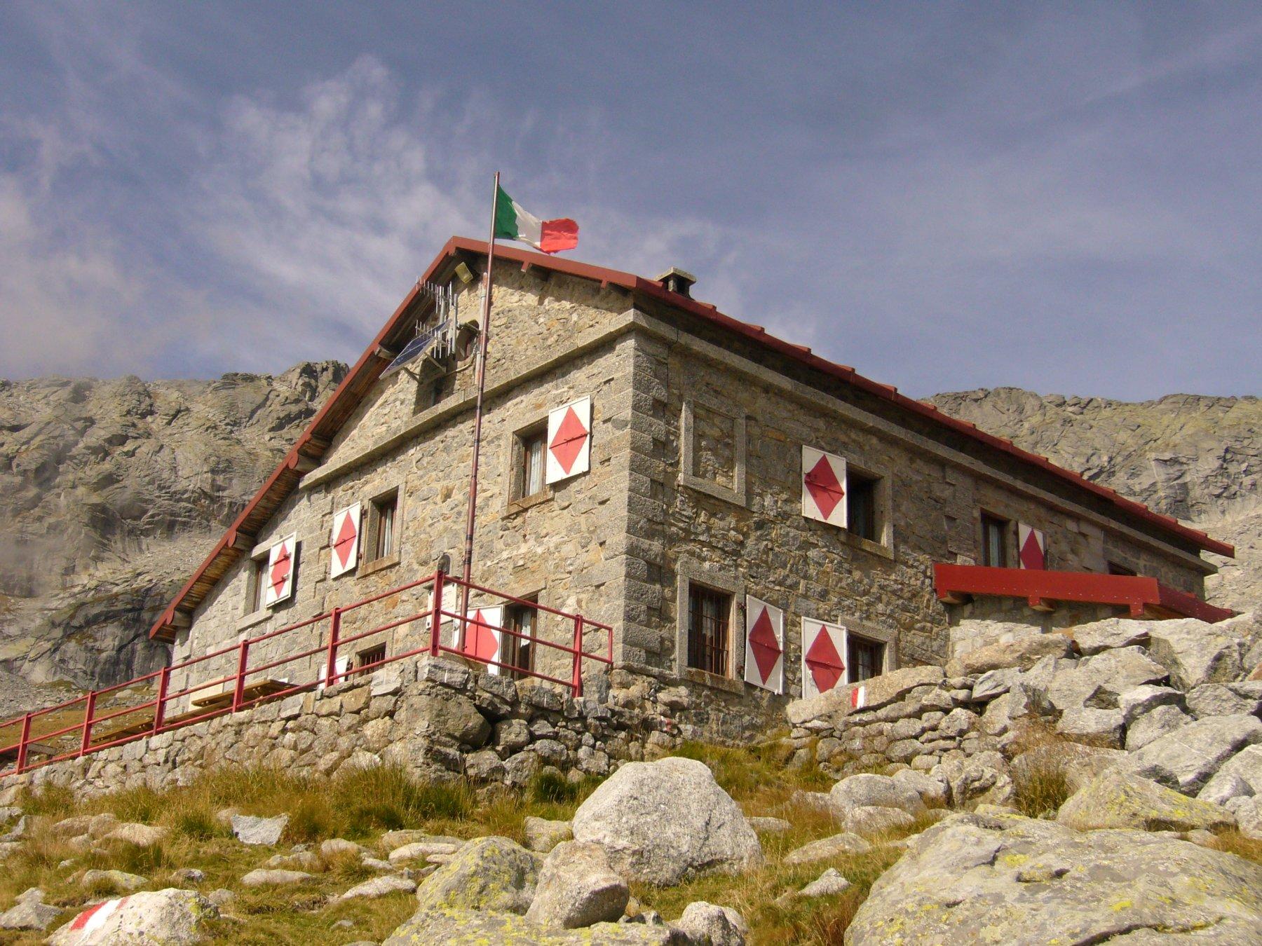rifugio Gianetti