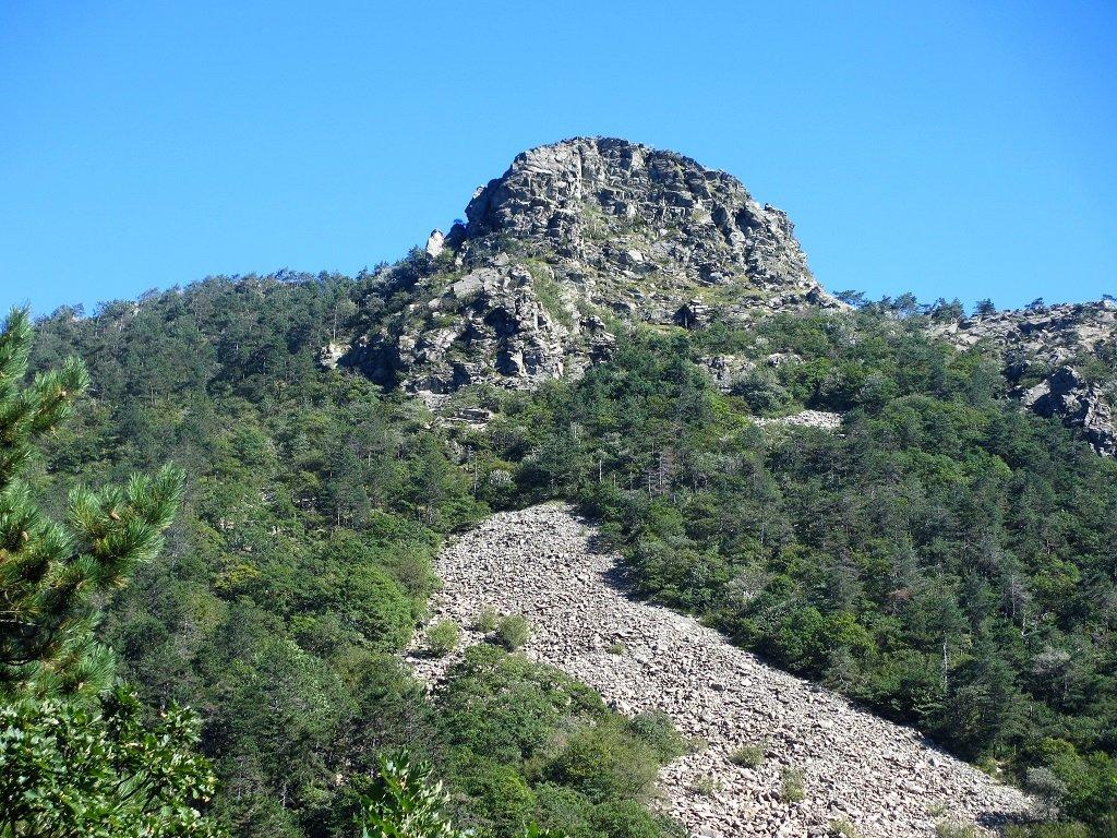 Argentea (Monte) Cresta delle Segage e la cresta Sud-Ovest 2018-09-25