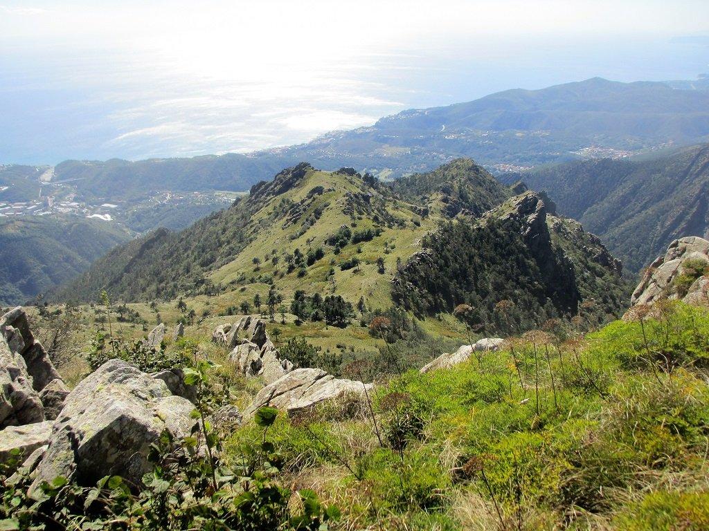 Rocca Turchina in fondo