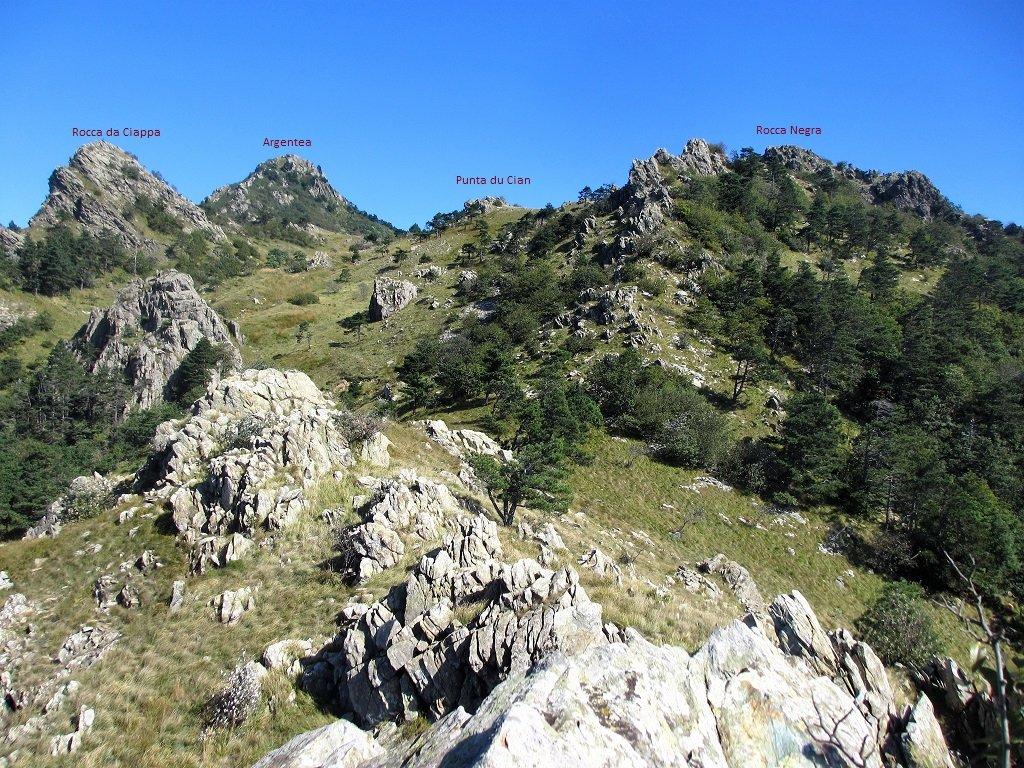 Dopo la Rocca Turchina