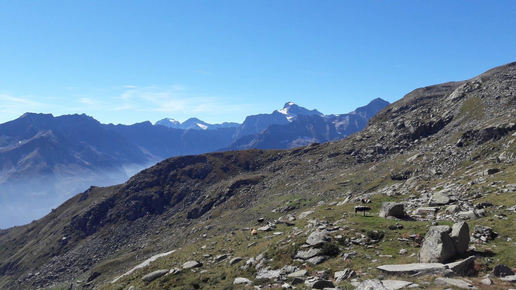 I 3000 delle valli di Lanzo spuntano salendo