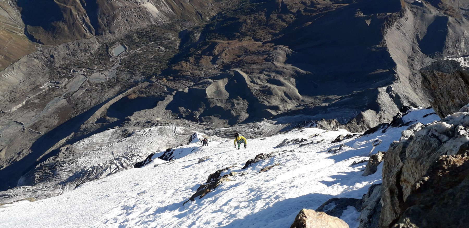 Cervino o Matterhorn Cresta dell'Hornli 2018-09-27