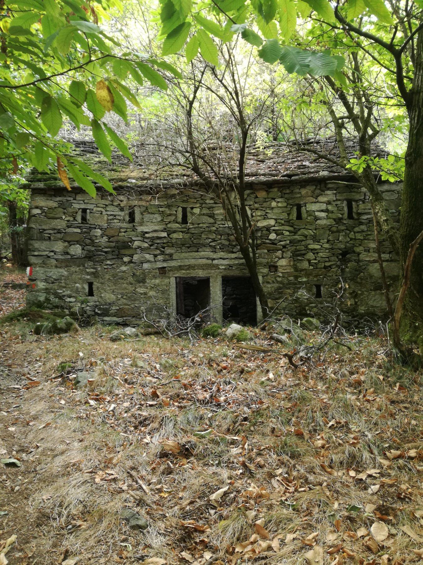 Boden (Santuario del) da Gravellona Toceper l'Alpe Grandi 2018-09-29