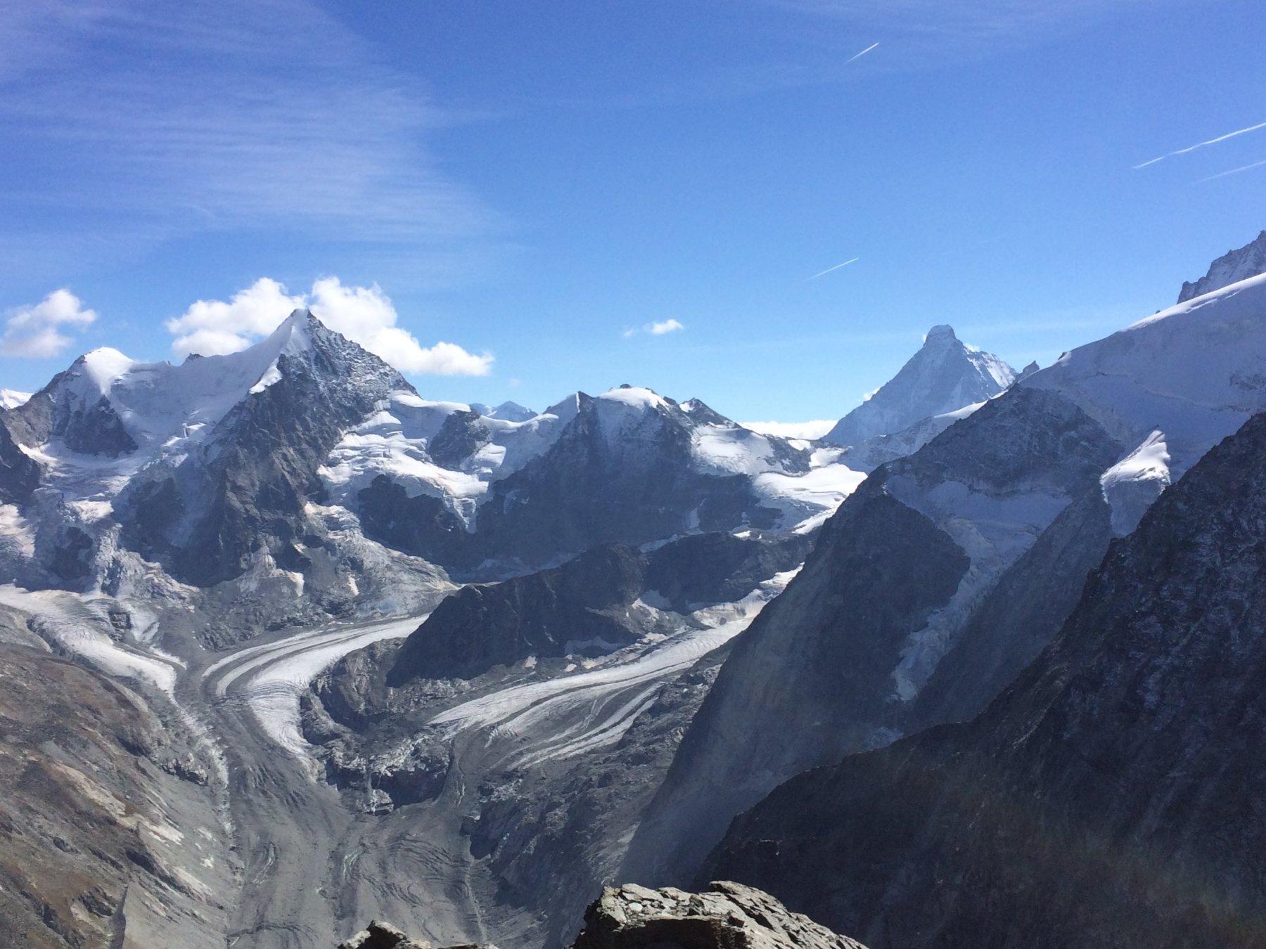 Cervino e Ober Gabelhorn