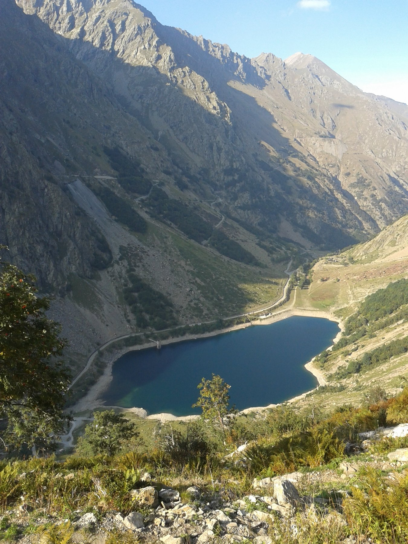 lago della rovina