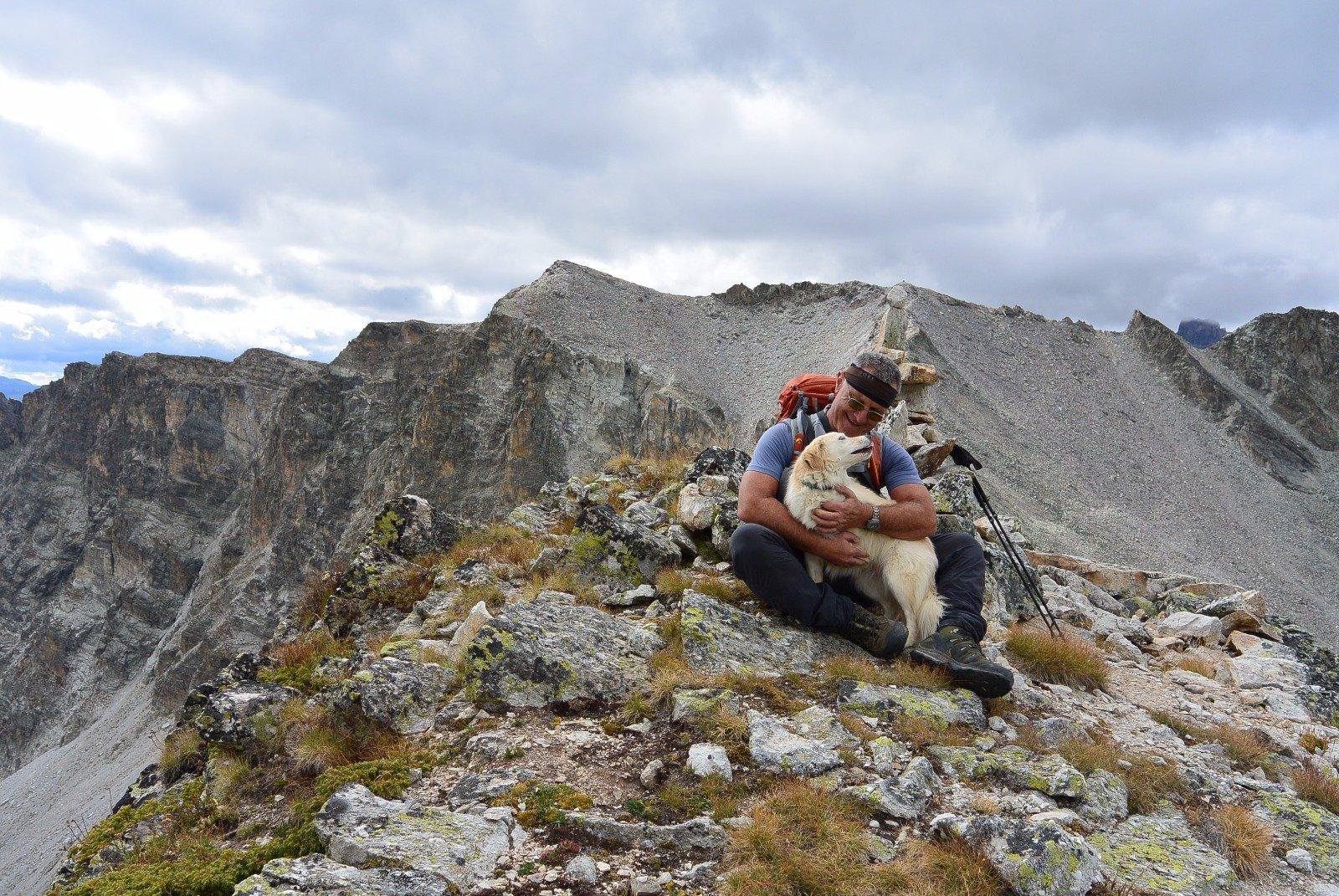 Sul Monte Ciabriera