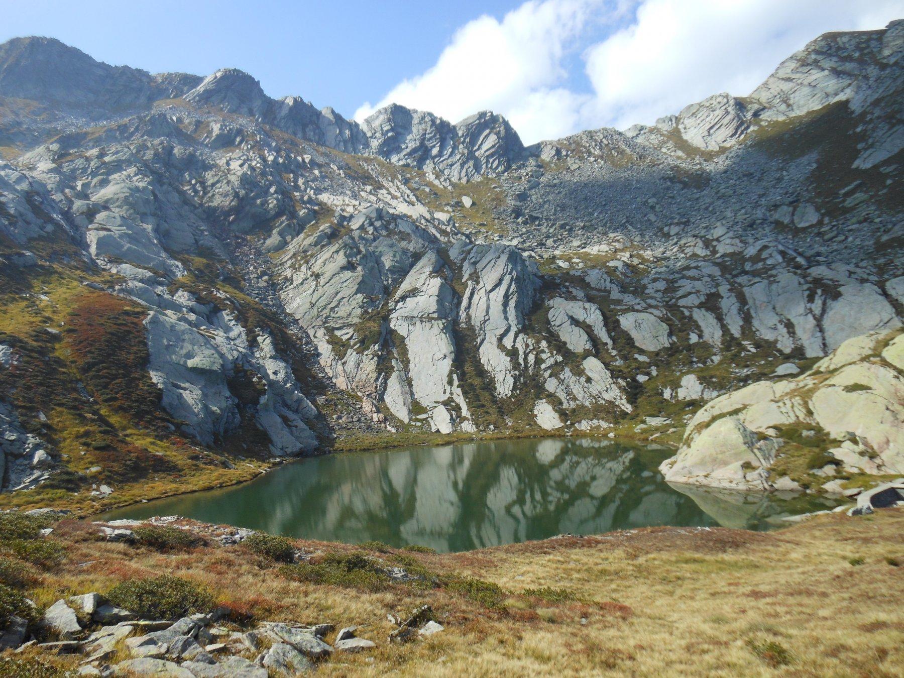 Chenessy lake
