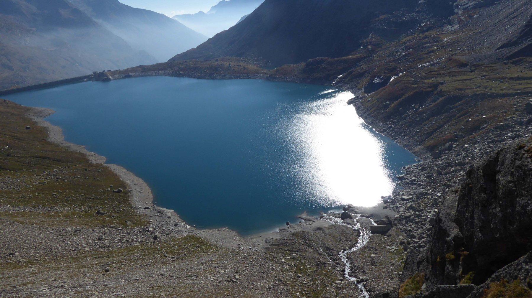 Lago del Serrù