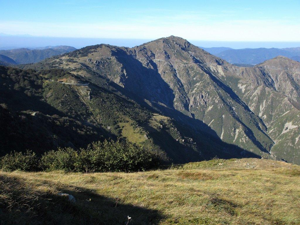 Reixa (Monte) da Sambuco, anello 2018-10-03