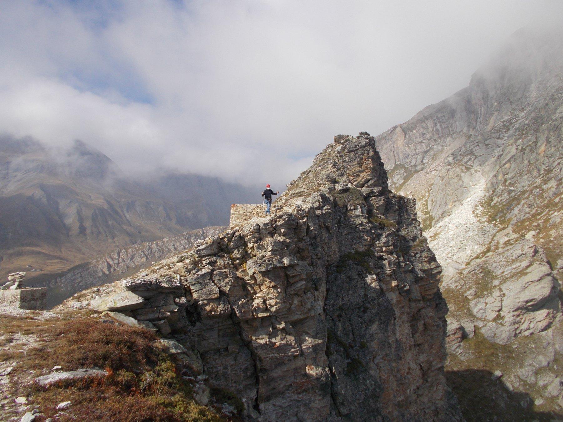 rocca Senghi..punto culminante..