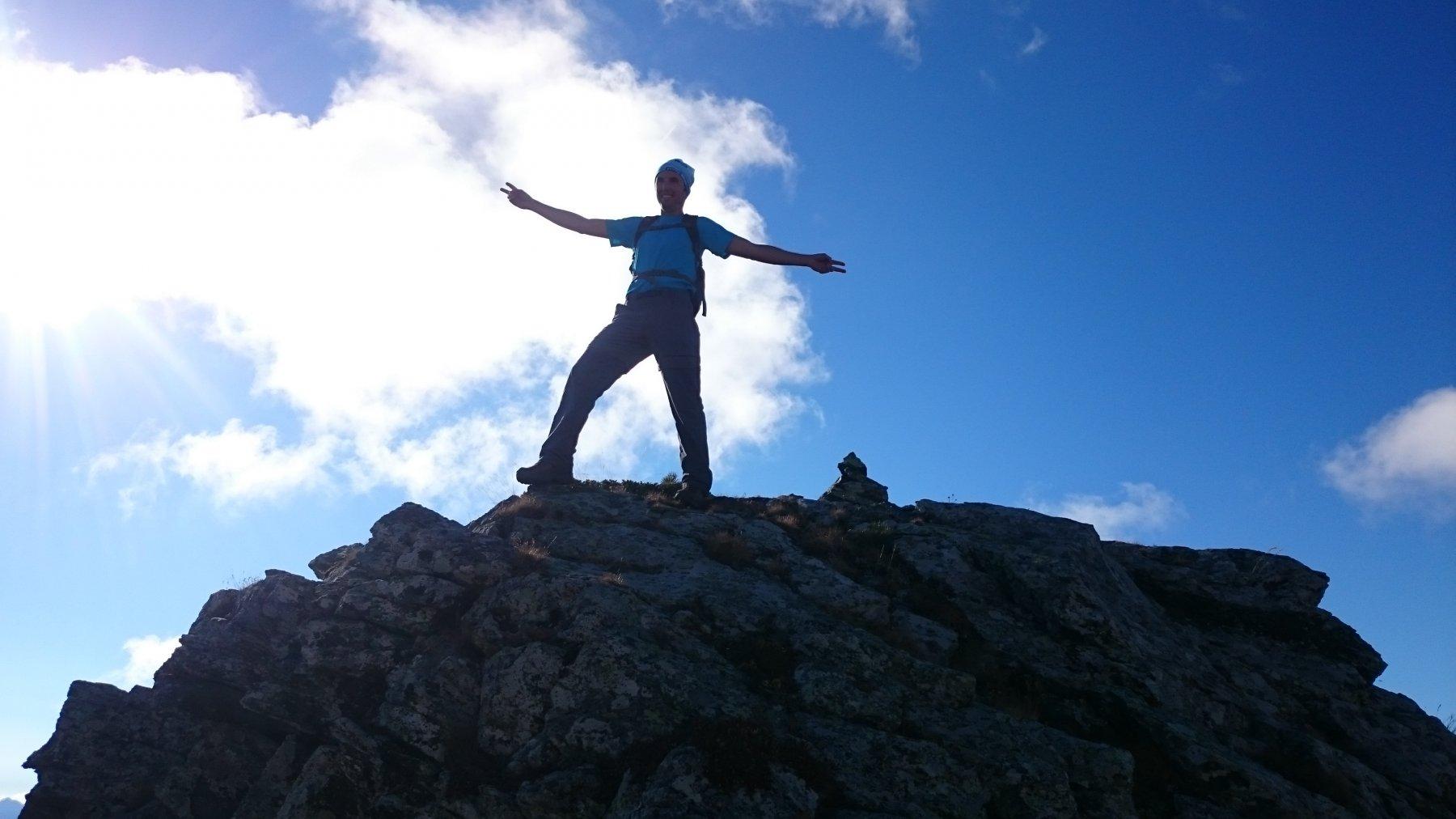 Vetta monte Miracolo