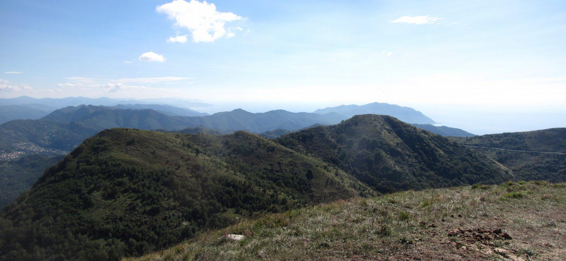 davanti i monti Bado e Becco
