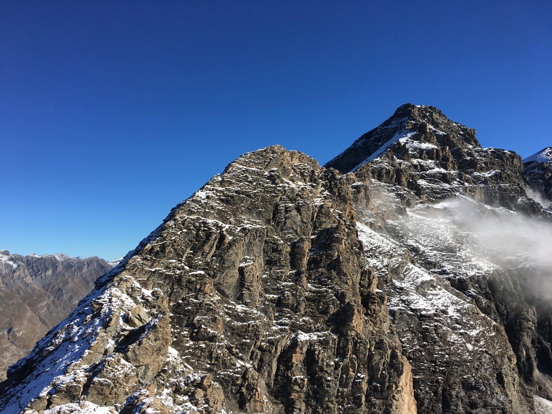 Signal du Grand Mont Cenis da Plan des Fontainettes 2018-10-13