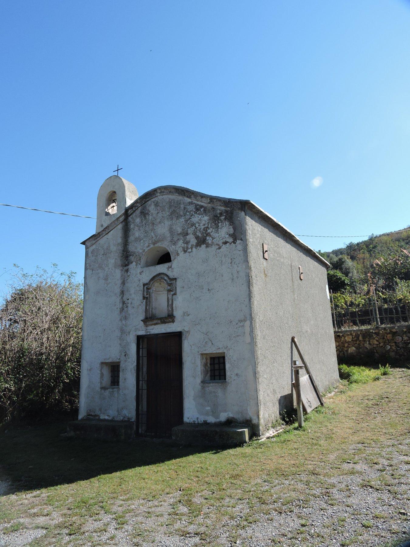 la Chiesa di S. Giacomo alla Colla di Magnone