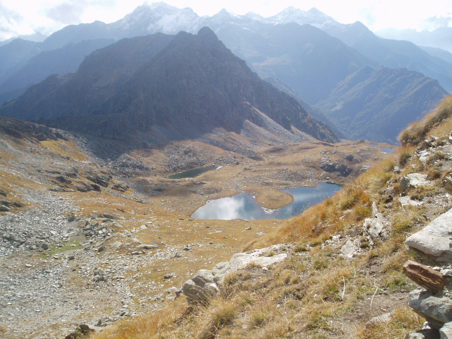 Lago e M. Ciosè.