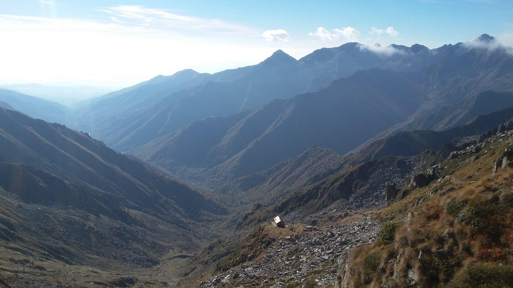 Valle Cervo con Rif. Rivetti