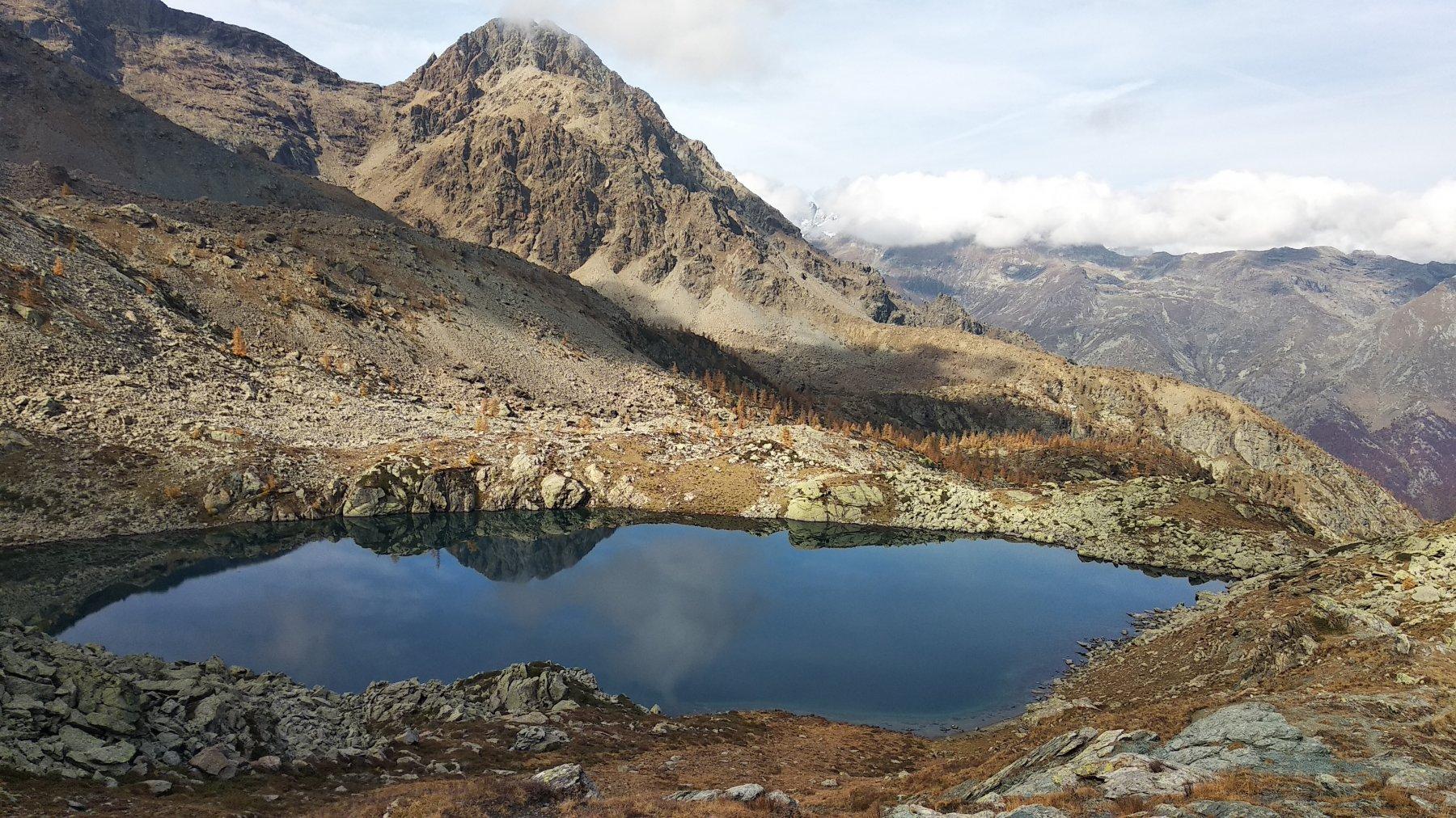 Lusignetto e Monte Rosso