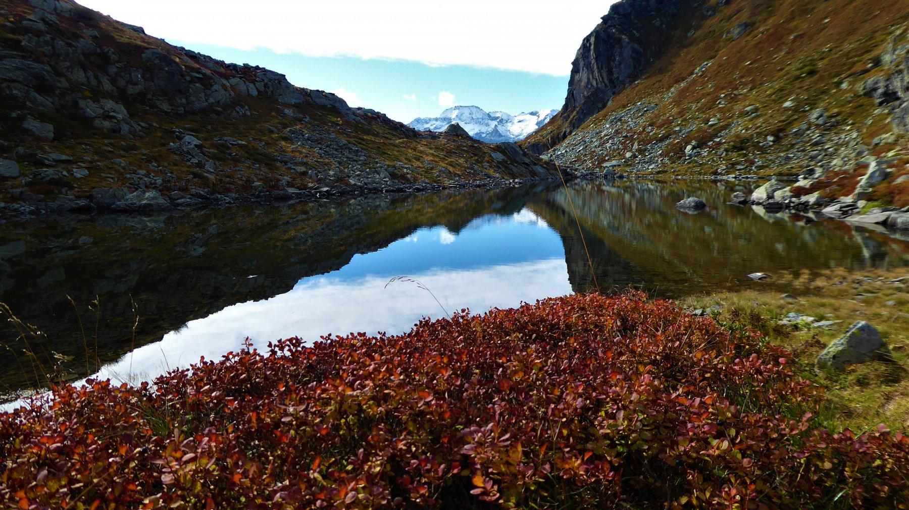 al lago vasuero