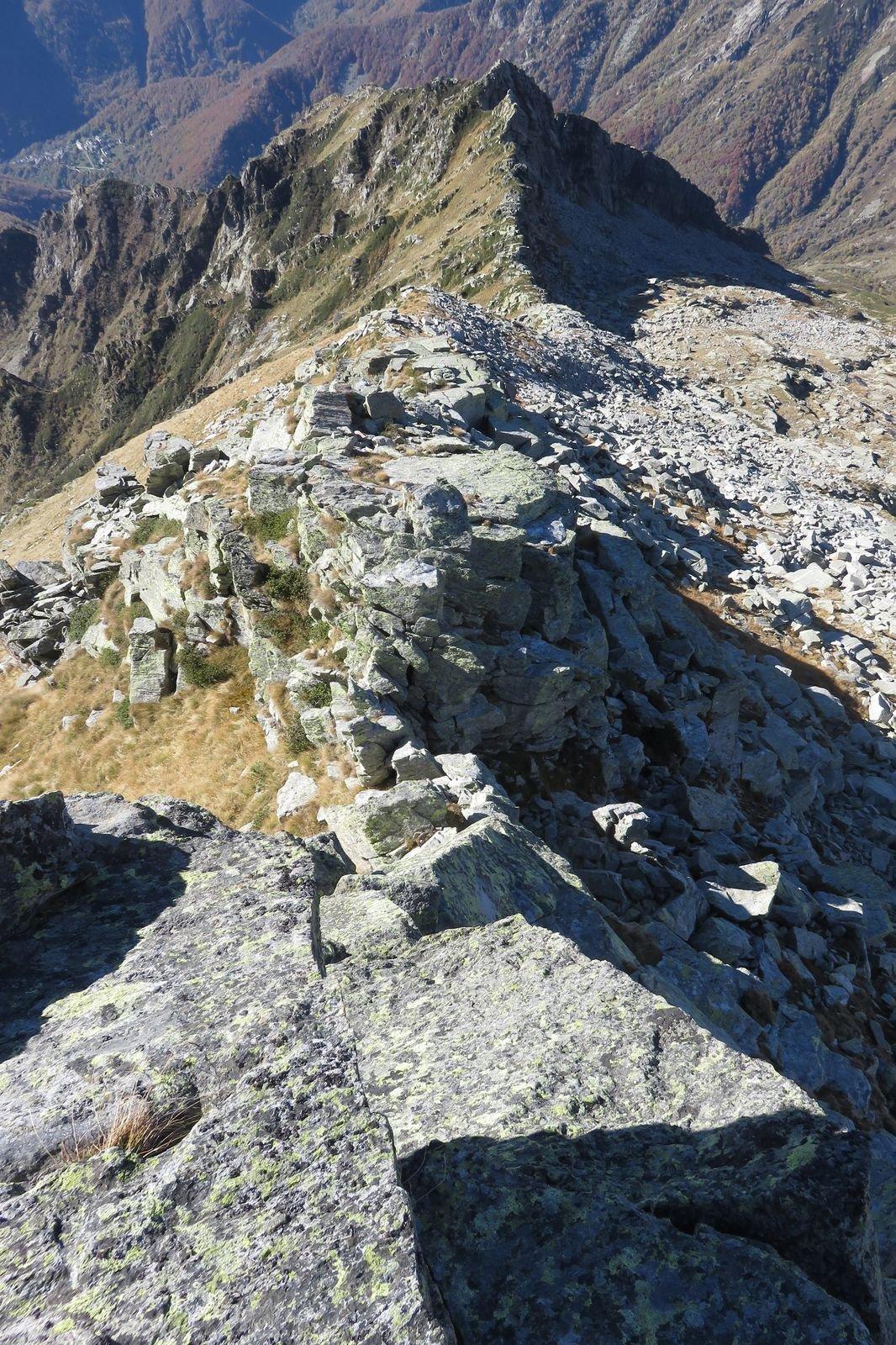 roccia molto bella