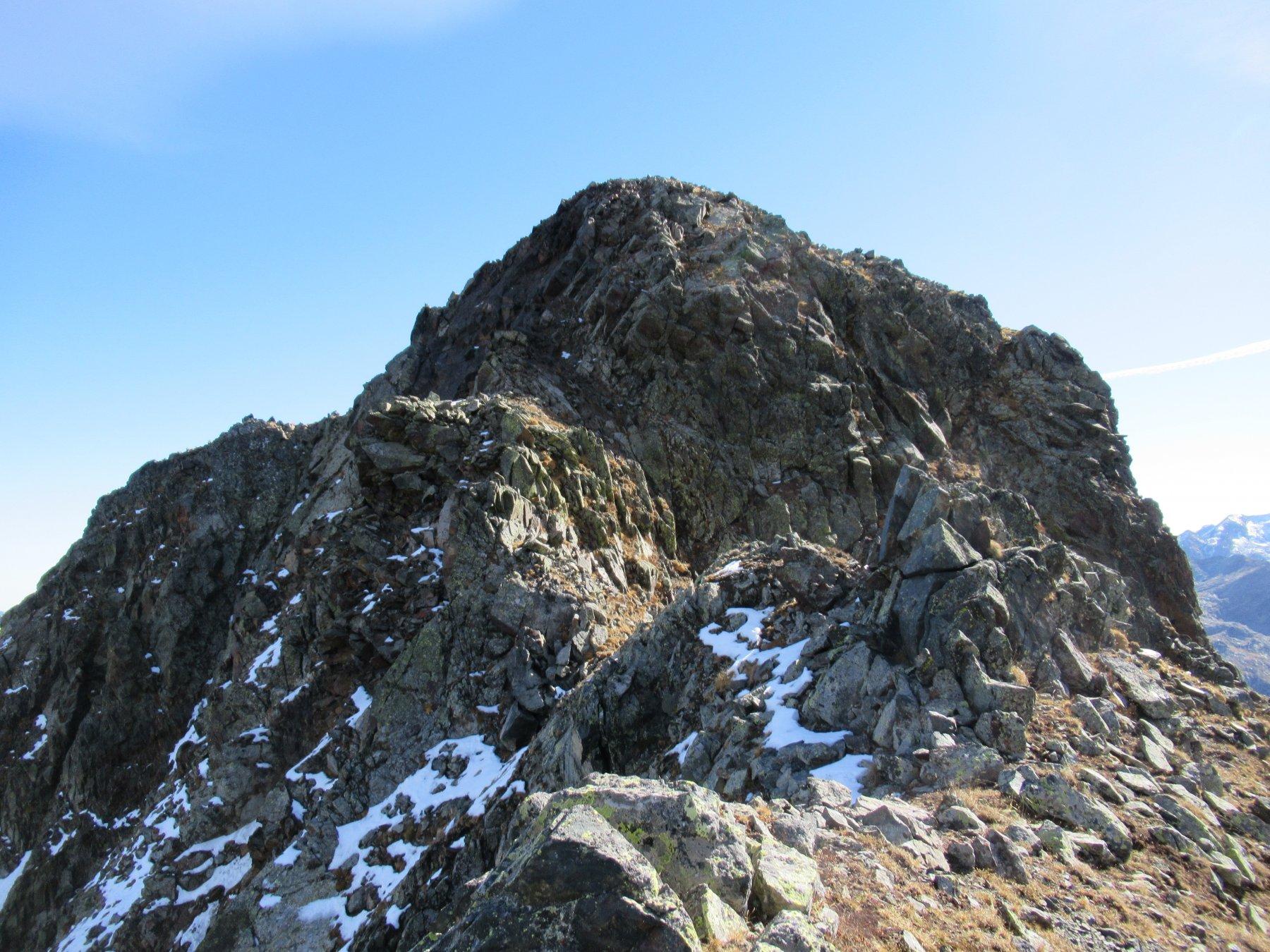 Monte Nero parte alpinistica