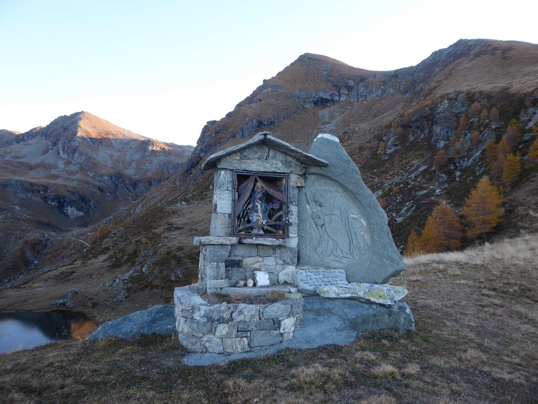 Valfredda, Bieteron e anticima dal monumento all'alpe Literan