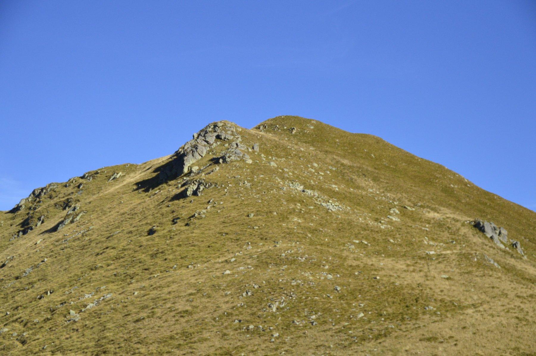 La cima delle Guardie