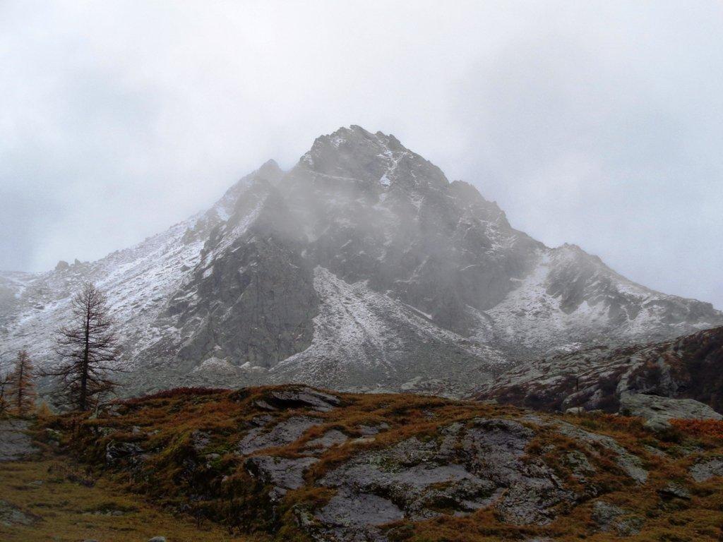 Il Granero dal Pian Seineve, 2060m
